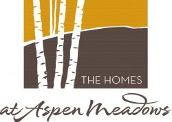 The Homes at Aspen Meadows Logo white
